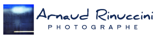 Arnaud Rinuccini Artiste Photographe Logo